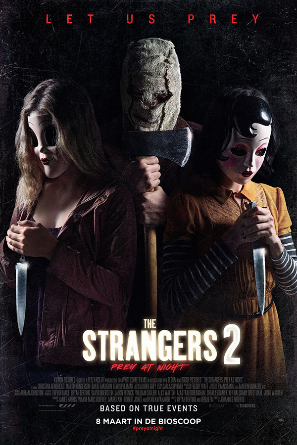 The Strangers 2: Prey at Night