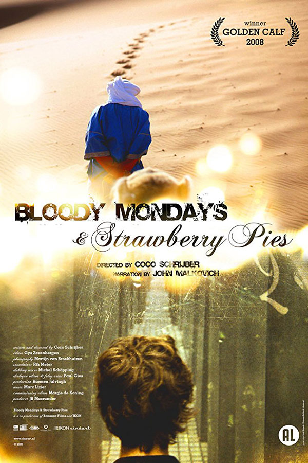Bloody Mondays & Strawberry Pies