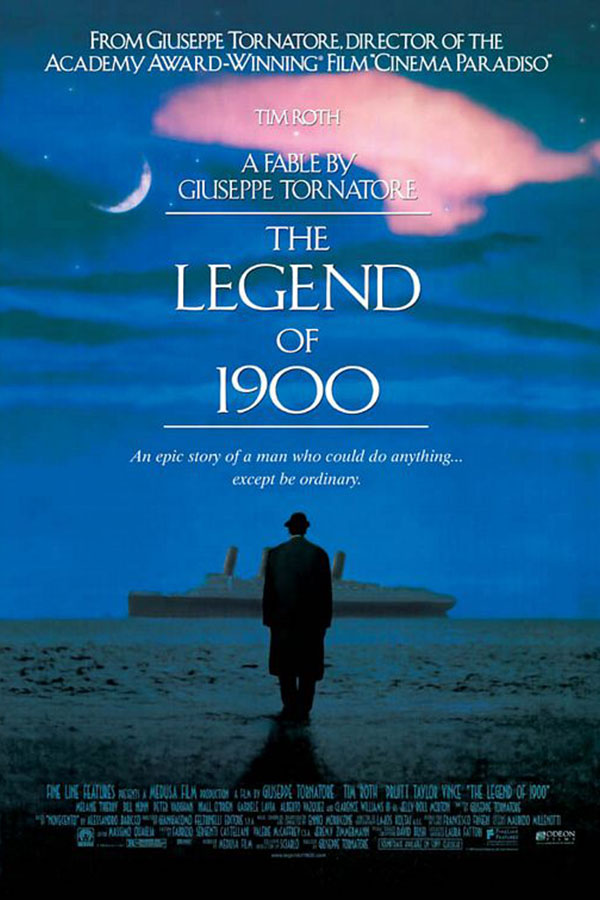 La leggenda del pianista sull'oceano (The Legend of 1900)