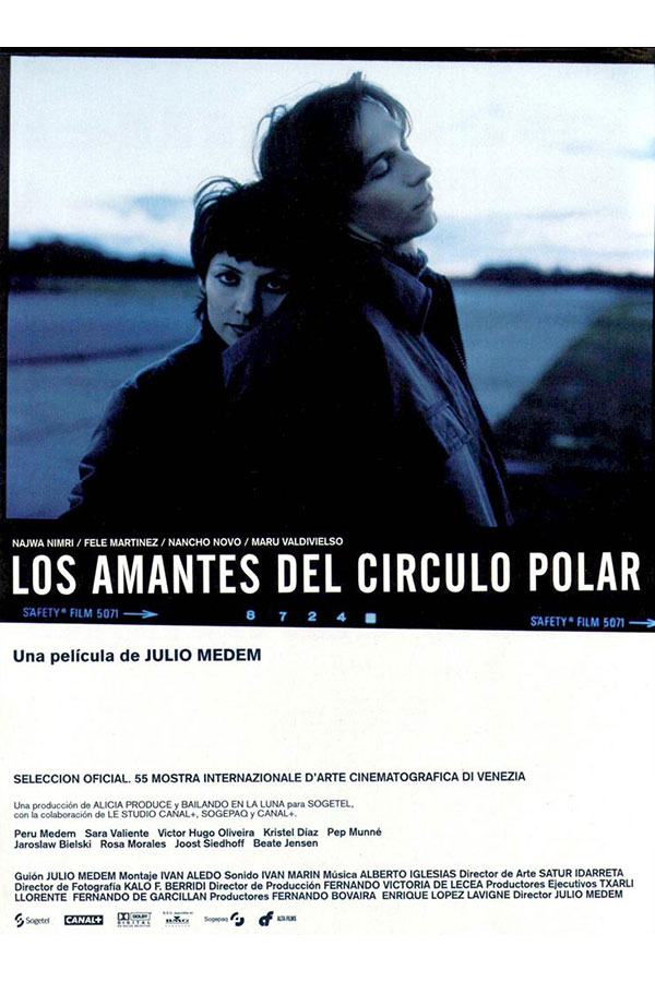 Los amantes del círculo polar (Lovers of the Arctic Circle)