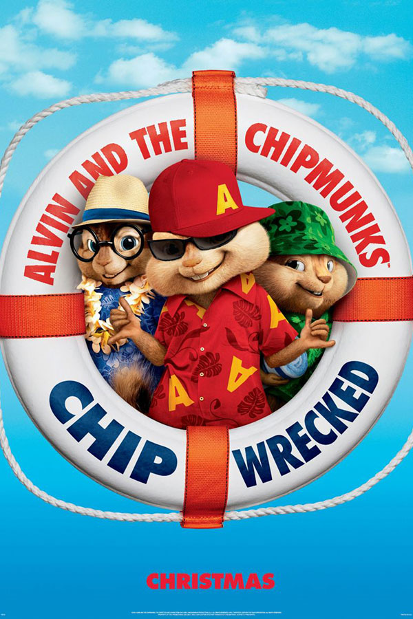 Alvin en de Chipmunks 3