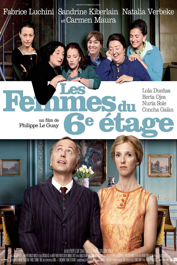 Les femmes du 6ème étage (The Women on the 6th Floor)