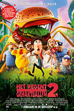 Cloudy with a Chance of Meatballs 2 (Het regent gehaktballen 2)