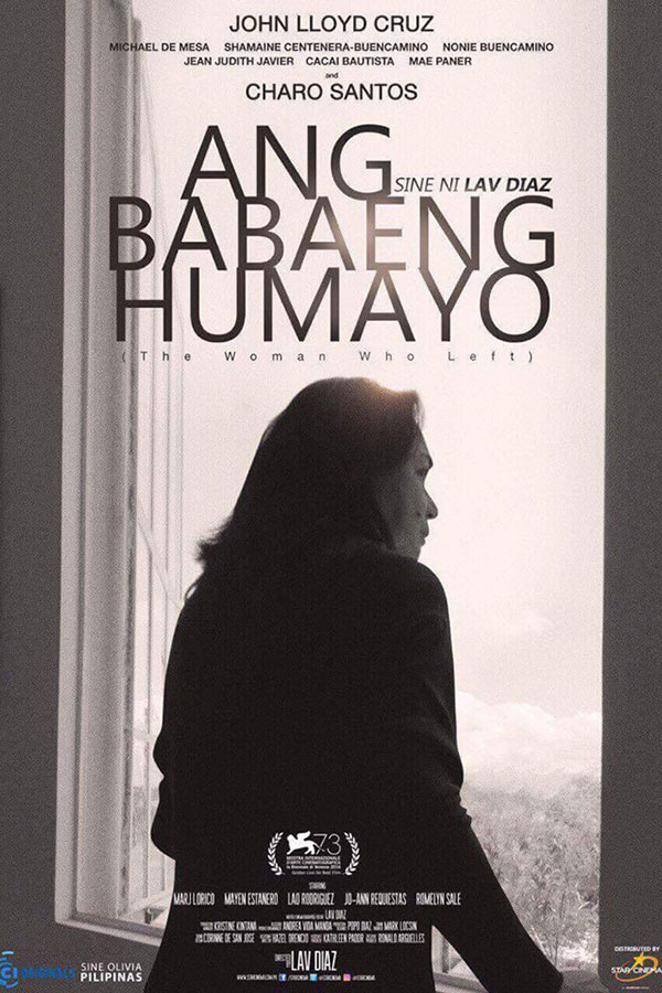 Ang babaeng humayo (The Woman Who Left)