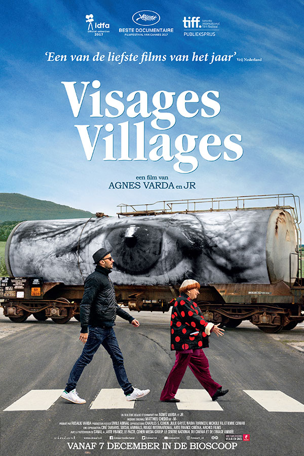 Visages, villages (Faces Places)