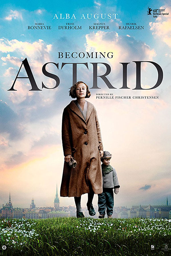 Unga Astrid (Becoming Astrid)