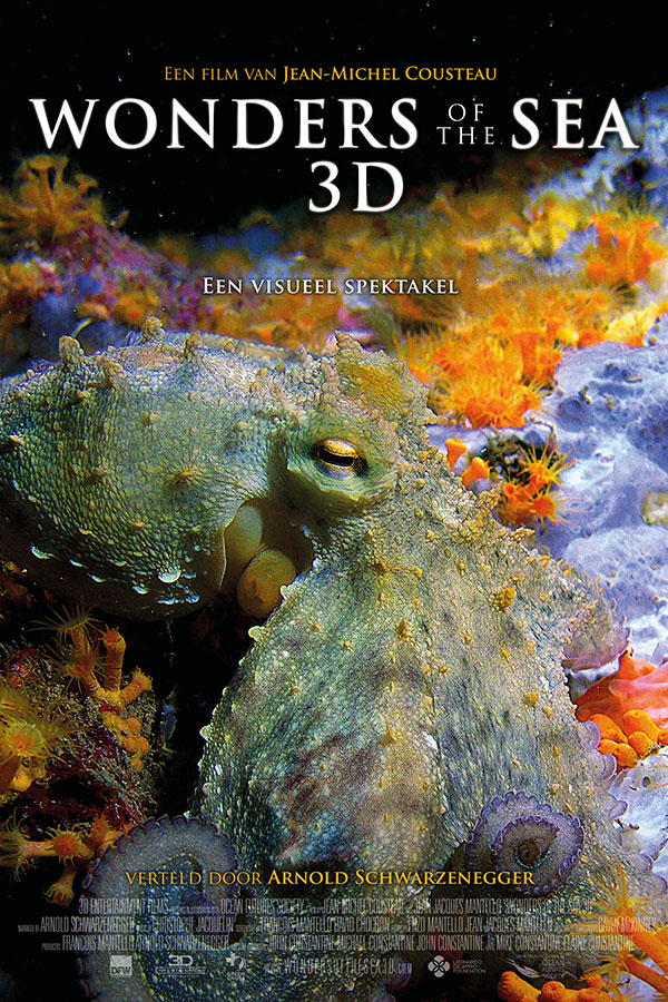 Wonders of the Sea 3D