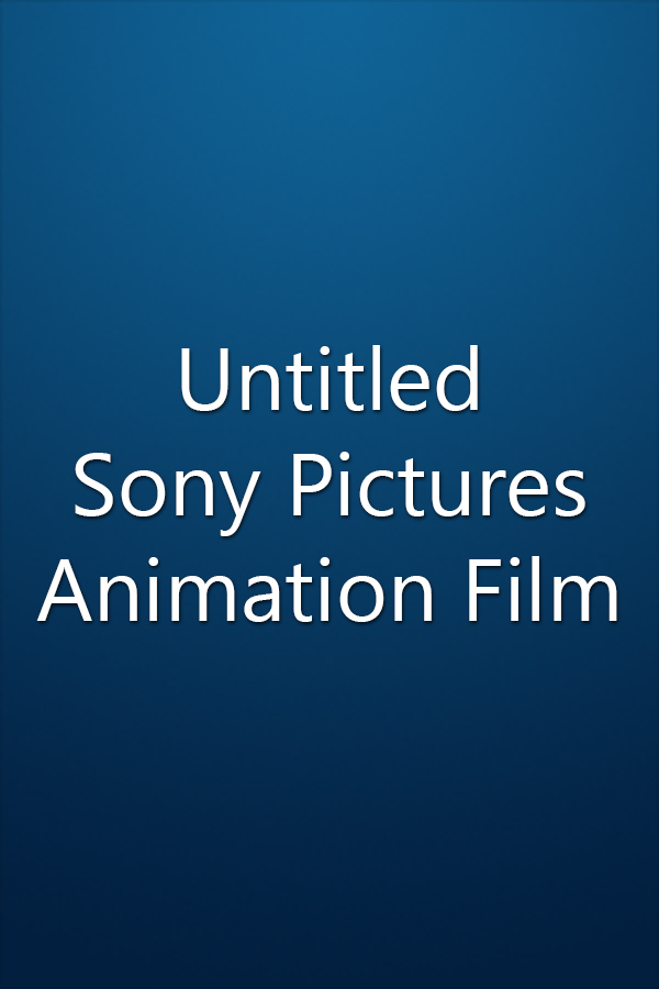 Untitled Sony Pictures Animation Film