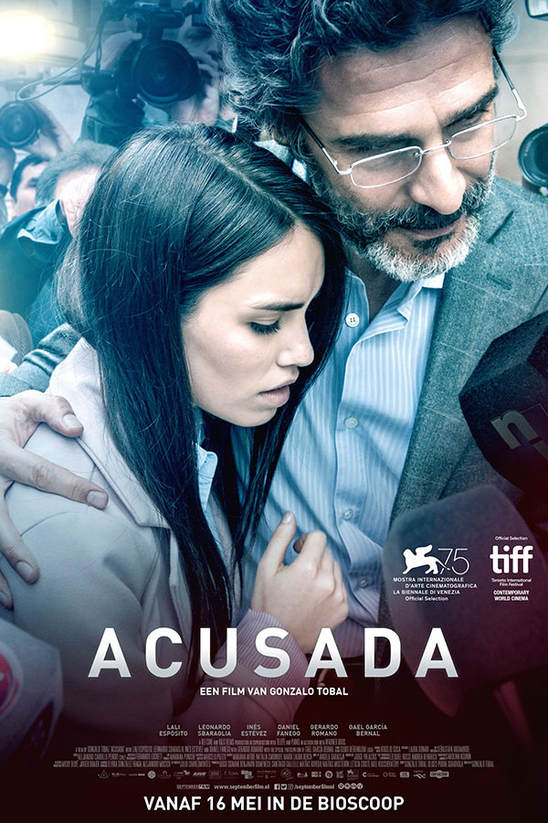 Acusada (The Accused)