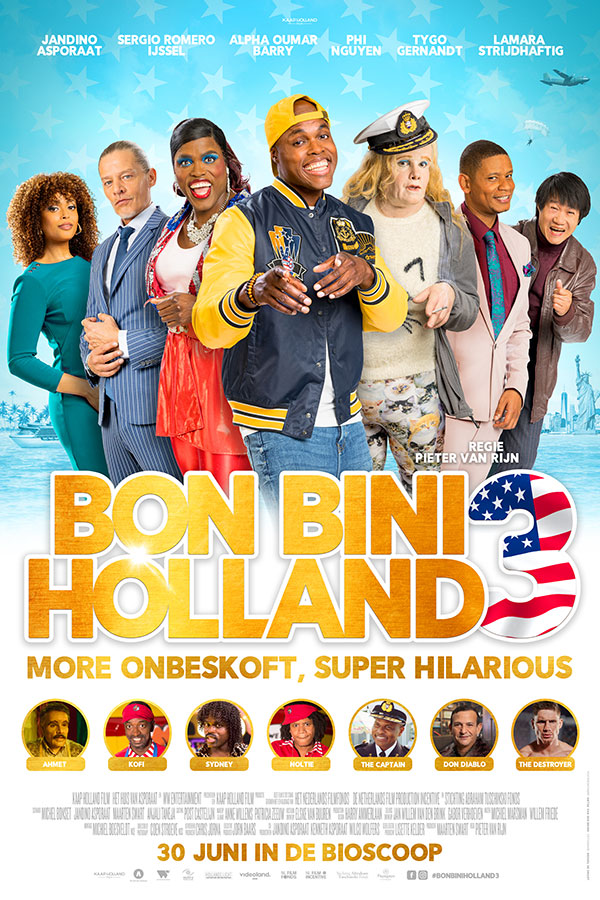 Bon Bini Holland 3