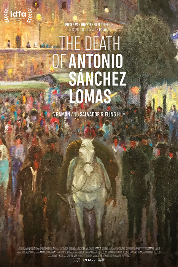 The Death of Antonia Sánchez Lomas