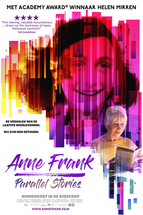 Anne Frank: Vite parallele (Anne Frank: Parallel Stories)