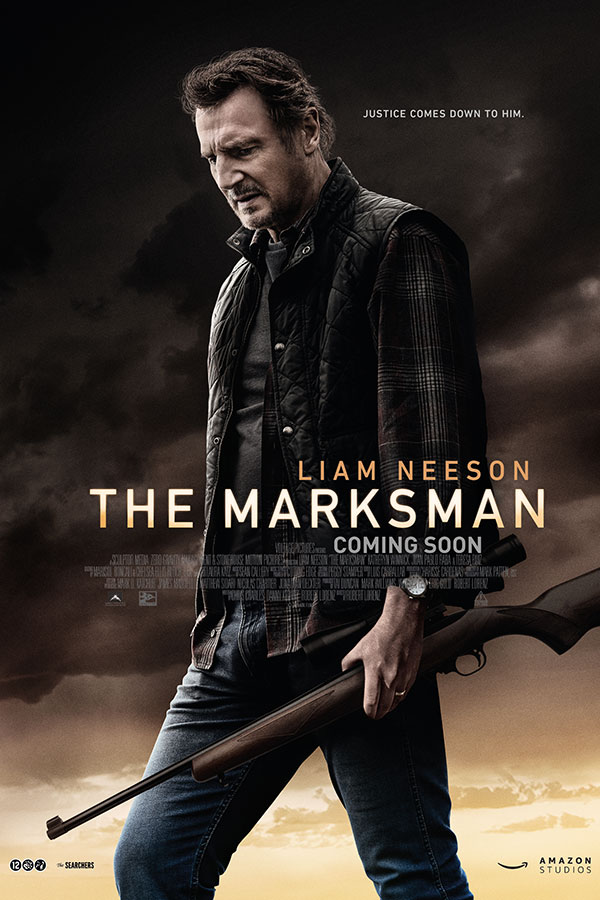 The Marksman (The Minuteman)