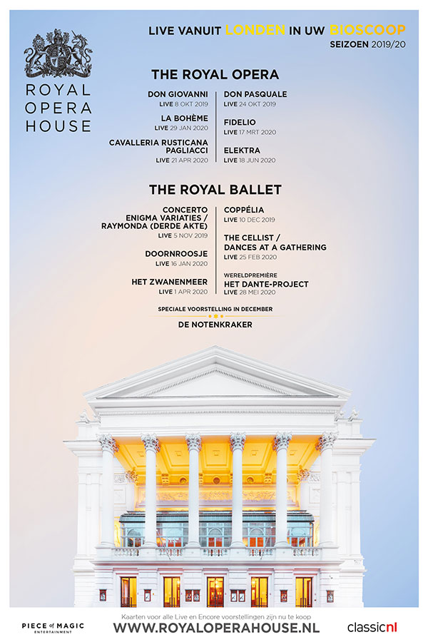 Royal Opera House: Sleeping Beauty