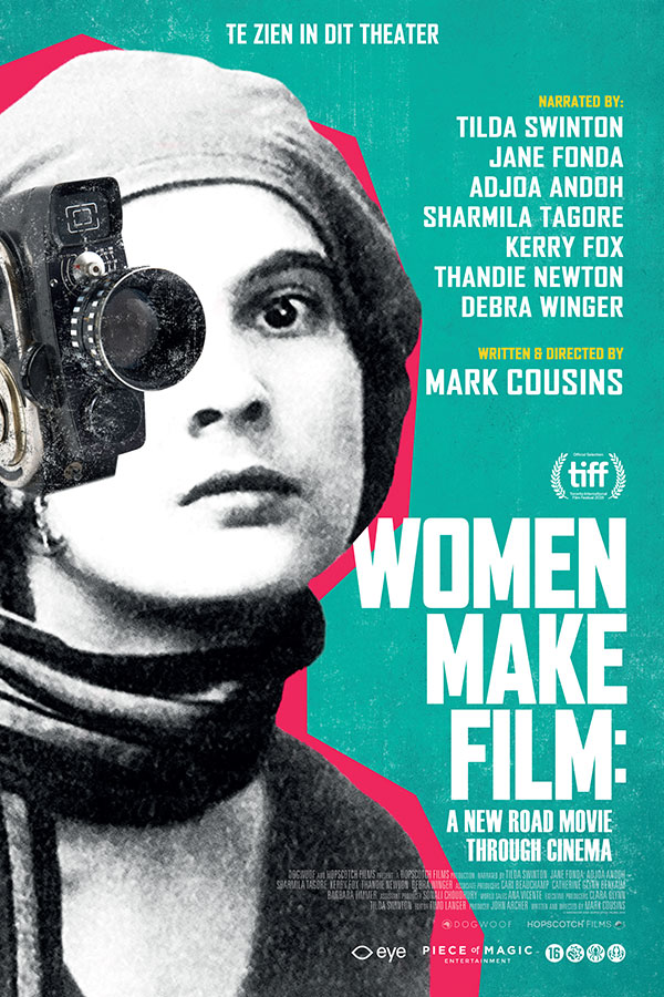 Women Make Film: A New Road Movie Through Cinema (Parts 1 & 2)