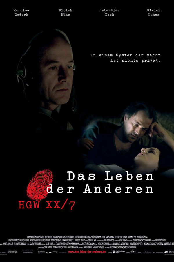 The Lives of Others (Das Leben der Anderen)