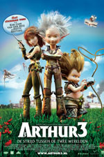 Arthur 3: The War of the Two Worlds (Arthur et la Guerre des Deux Mondes)