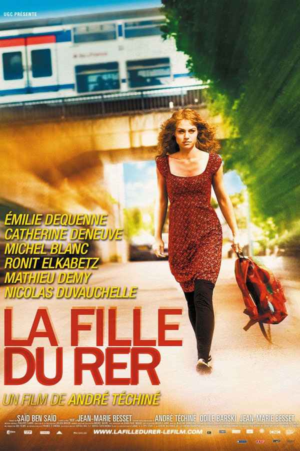 La fille du RER (The Girl on the Train)