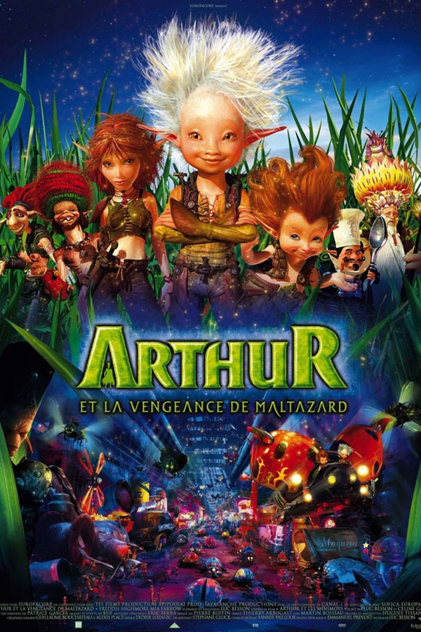 Arthur and the Revenge of Maltazard (Arthur et la Vengeance de Maltazard)
