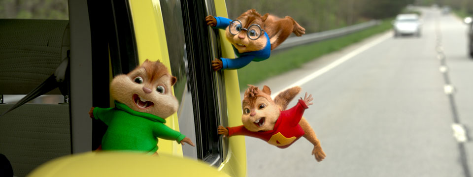 Alvin and the Chipmunks: The Roadtrip